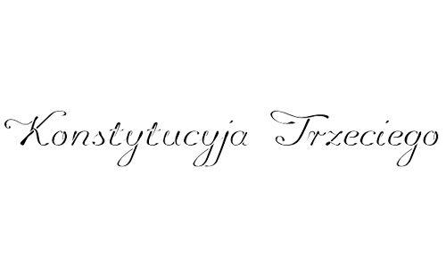 Poromocyja script font