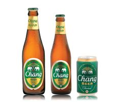 Chang Beer - info about Thailand and Koh Samui: islandinfokohsamu... #beer #chang #samui #thailand #islandinfosamui #thaibeer #brew #changbeer