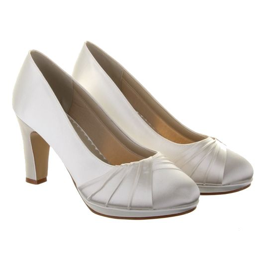Rainbow Club Wide Fit Kimberly Bridal Accessorieswedding Shoeswedding