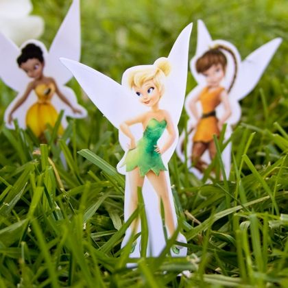 Tinkerbell and Friends Playset