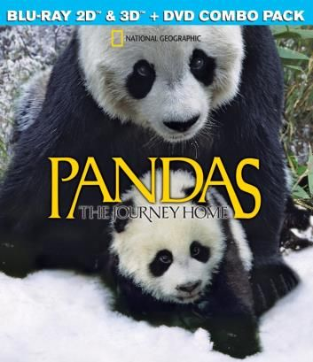 Pandas: The Journey Home 3D