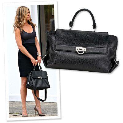 Style On Set Get Jennifer Aniston S Scene Stealing Bag