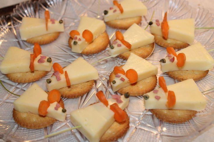 Topolini di formaggio