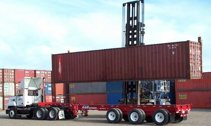 Container Transportation Services Uae