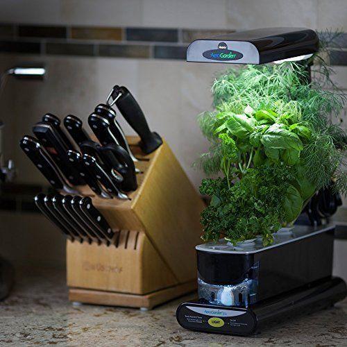 Indoor Herb Garden Hydroponics Planter P*T Adjustable Grow 400 x 300
