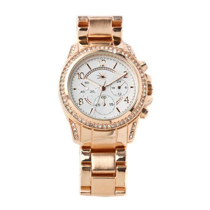 ShoeDazzle Day Trip Watch. $39. Unfortunately sold out.