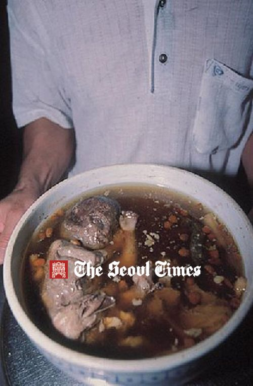 Chinese Eat Baby Soup | EUTimes.net Source You can read other articles about this topic from The Epoch Times, Church of Euthanasia, Abortion TV and the Urban Dictionary.