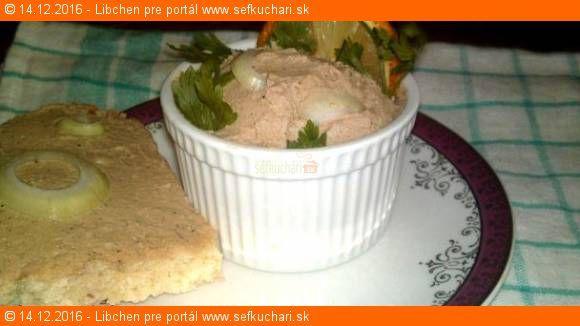 Recept Tento recept je z výpiskov mojej mamy, ktorá sa ho naučila od Židov, pripravuje sa z pečene kukuricou vykŕmenej husy. Zloženie: 500 gramov husacej pečene z husi vykŕmenej kukuricou /foie gras/ 200 gramov husacej masti 4 vajcia uvarené na tvrdo 1 stredne veľká cibuľa na jemno nasekaná plnotučná horčica podľa chuti /dávam 3 až …