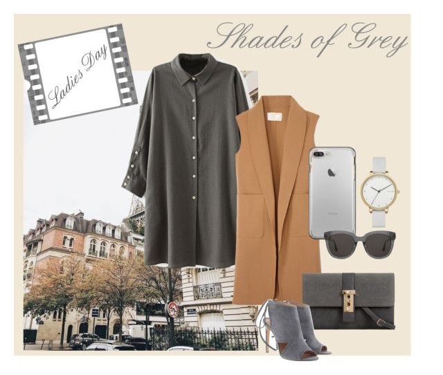 """""""ladies day sog"""" by oripandora on Polyvore featuring Alexander Wang, BOSS Hugo Boss, Gentle Monster and Skagen"""