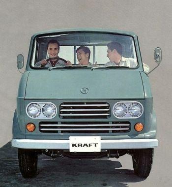 Mazda Kraft '1965–????