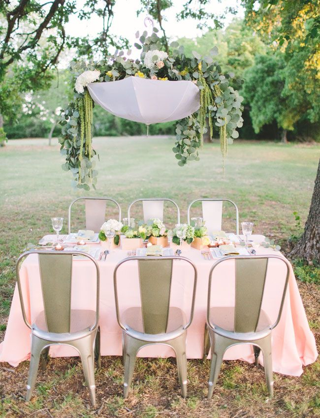 urban-chic-pink-silver-and-gold-tablescape.jpg (650×850)
