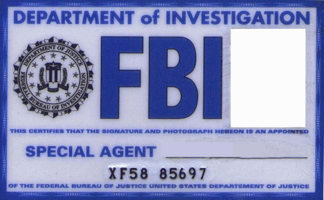 Form W 9 Wikipedia With Images Special Agent Badge Template