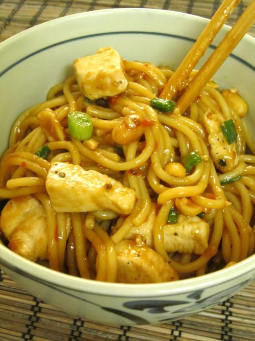 Kung Pao Spaghetti Recipe California Pizza Kitchen