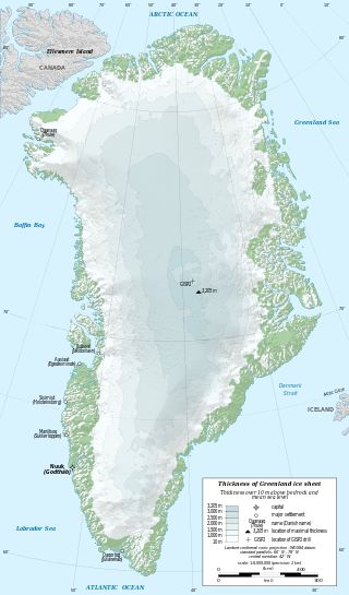 Greenland ice sheet AMSL thickness map-en.svg