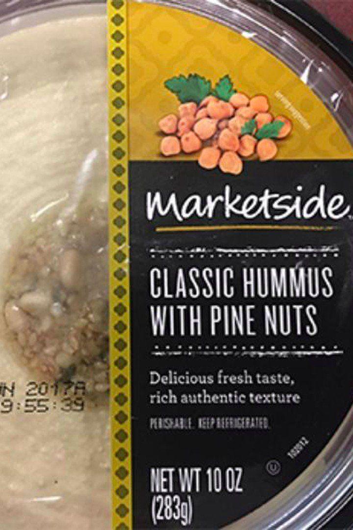 Beware: THREE Different Hummus Brands Have Been Recalled at Target and Walmart