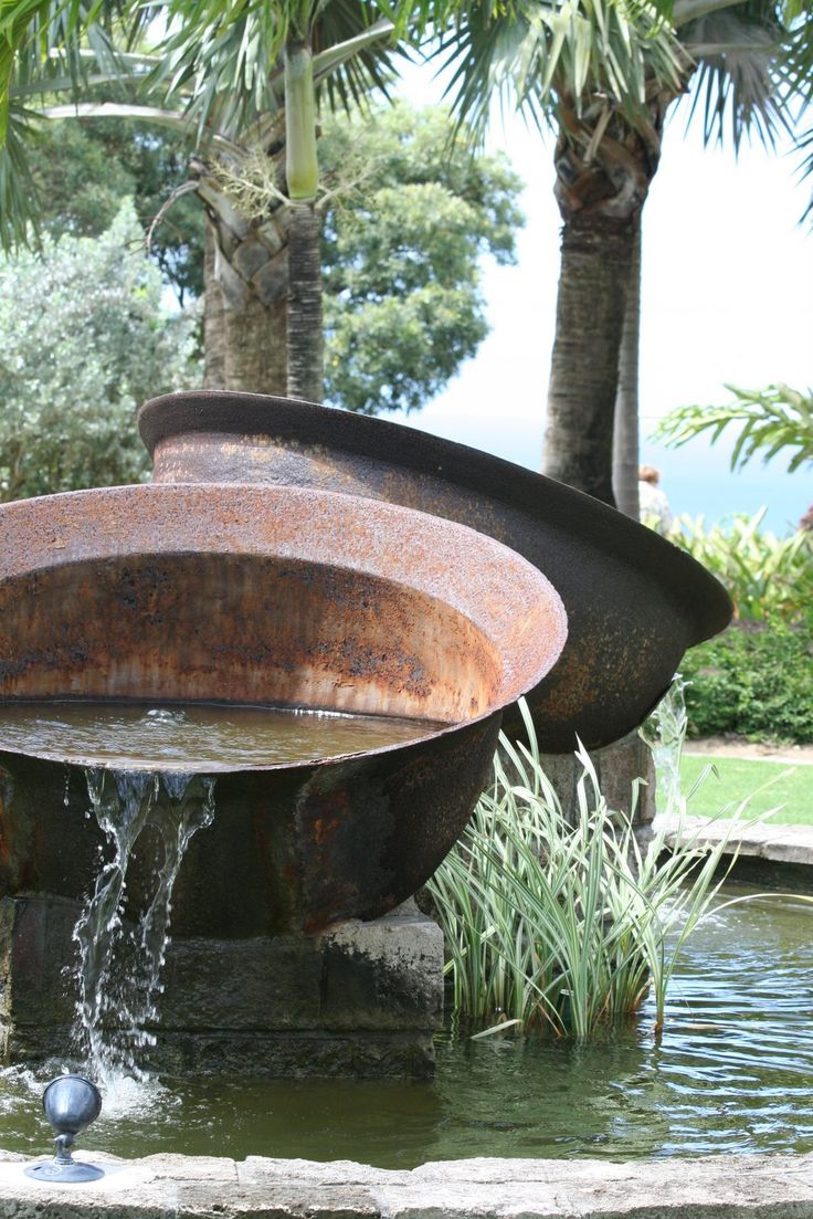 Awesome Garden with Water Features