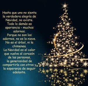 Significado de la Navidad.  Encuentra más mensajes de Navidad en... http://www.1001consejos.com/10-mejores-postales-de-navidad/