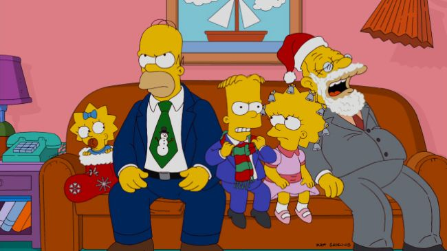 Every 'The Simpsons' Christmas Episode, Ranked