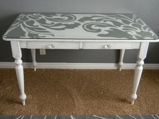 Painted Tables 37 best painted tables images on pinterest | painted tables, home