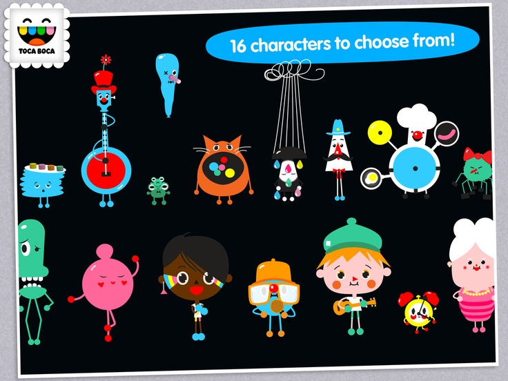 Toca Band - Educational App | AppyMall