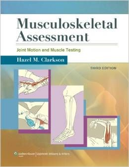 154 best college textbooks more images on pinterest college isbn 9781609138165 1609138163 musculoskeletal assessment joint motion and muscle testing musculoskeletal assesment fandeluxe Gallery