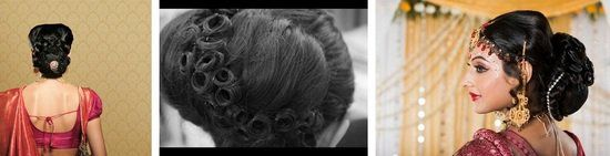 5 Beautiful Bengali Bridal Hairstyle