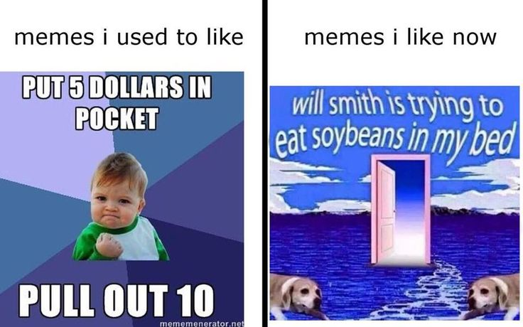 if you ever liked meme templates authentically you're a chump