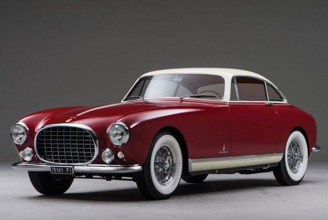 Ferrari 250 Europa Coupé 1953