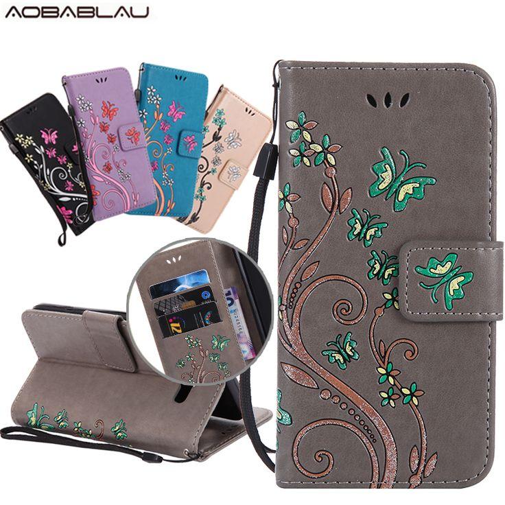 New Hot Sale Wallet Cover For Huawei Y3 II Y3 2 Flip Stand PU Leather Case For Huawei Y3II Phone Cases Y3 2/Y3II-U22 Fundas #Affiliate