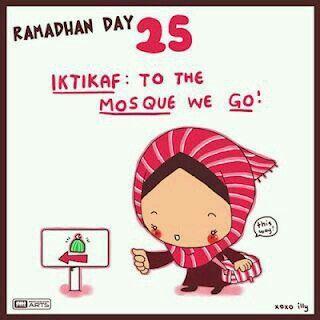 itikaf #ramadan