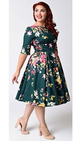 25+ cute plus size vintage clothing ideas on pinterest   ladies