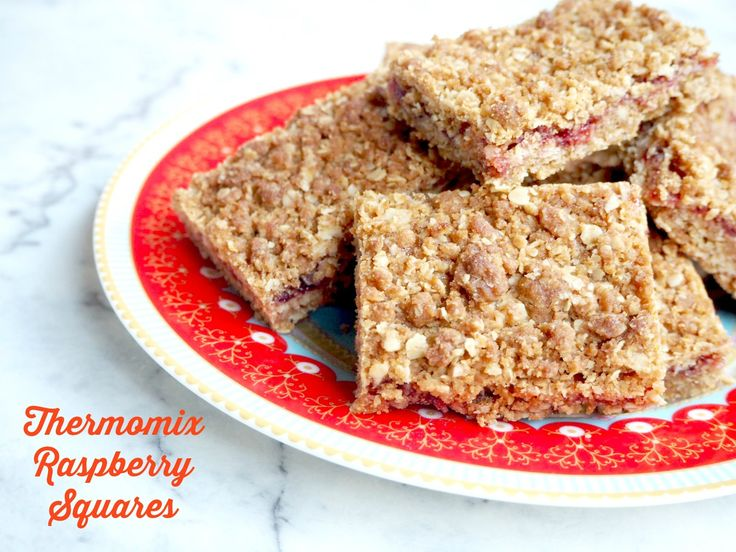 Makes 24 squares I was an enthusiastic baker long before I got my Thermomix, but now that I have one, I take enormous pleasure in converting my favourite recipes, and this one is no exception. This…