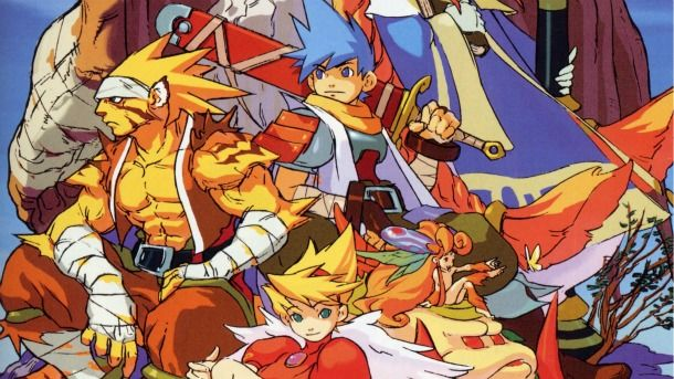 [Update] The PSP Version Of Breath Of Fire III Is Coming To North America Next Week