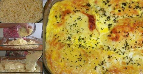 Máte doma zemiaky a syr? Všetko som dala do zapekacej misy a vložila do rúry. Moja rodina jedlo zjedla okamžite - Báječná vareška