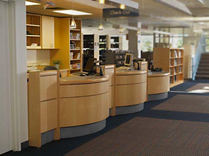 Regenstein Library Study Rooms