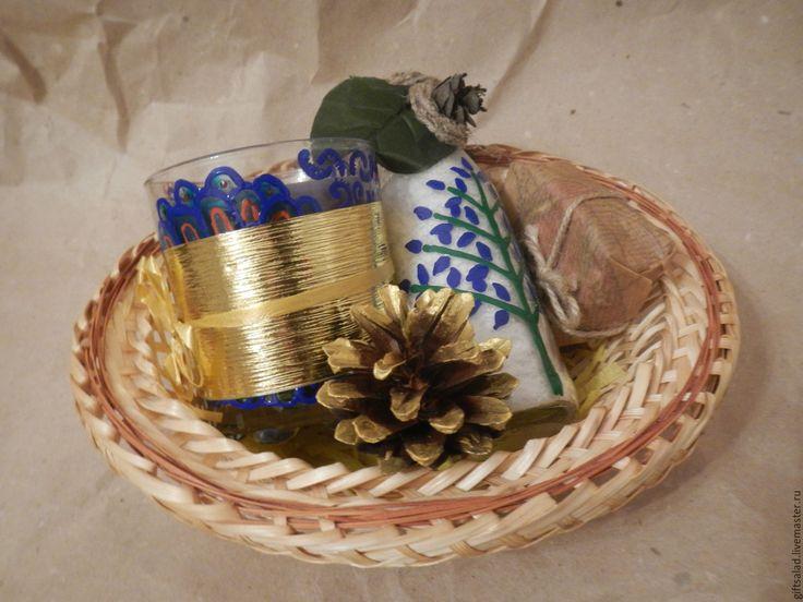 Купить Лесной №2 Подарочный набор - веган, лес, спа, рустик, подарок подруге