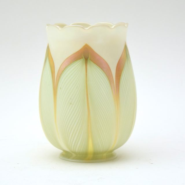 Tiffany Style Art Glass Shade