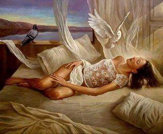 Solo Patrones Punto Cruz 8/8 Dreaming
