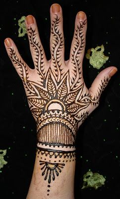 100 Glitter Mehndi Tiki Pics Designs Henna Tattoos Girls Hands ~ Urdu Meaning Pictures Hindi Tips Islam Books Information