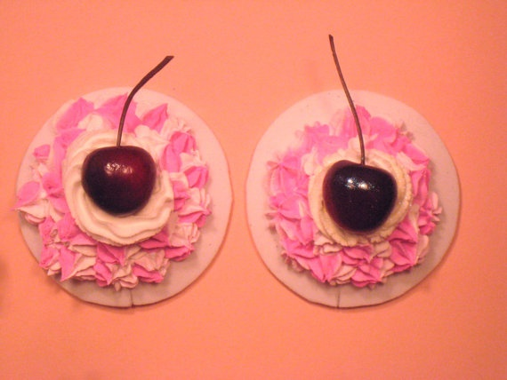 cherry topping pastiesOccasional Naughty, Naughty Favorite, Glorious Things, Cherries Tops, Pin, Pasties Projects, Burlesque Lov, Birthday Cake, Tops Pasties