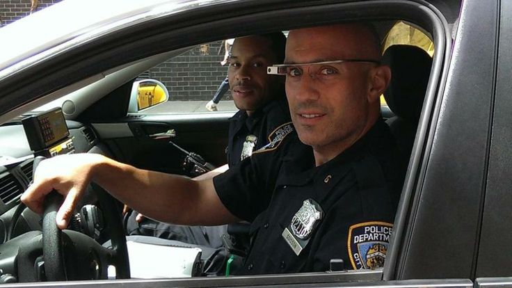 NYPD testing Glass