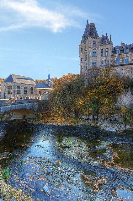Bezocht, erg mooi klein stadje: Durbuy, Belgium