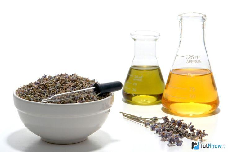 Изготовление масляных духов