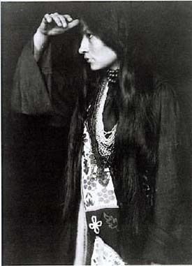 Zitkala-Sa was born Feb. 22, 1876, on the Yankton Indian Reservation in South Dakota. She was instrumental in the creation of the Indian Welfare Committee within the General Federation of Women's Clubs of America, and as its research agent she participated in a 1923 investigation that exposed the widespread corruption associated with white guardianships of Indian properties and oil leases in Oklahoma.