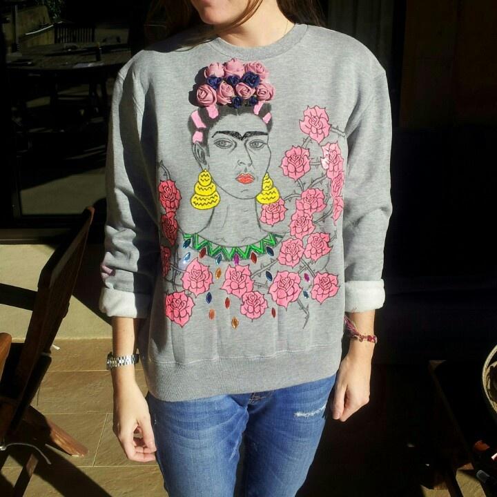 Sudadera Frida