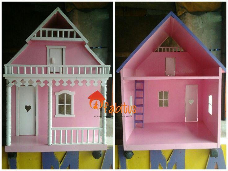 Fabitus Barbie House : Palmer