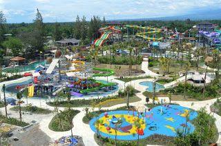 Jogja Bay Waterpark memakai air tanah? | Wisata Garut Selatan