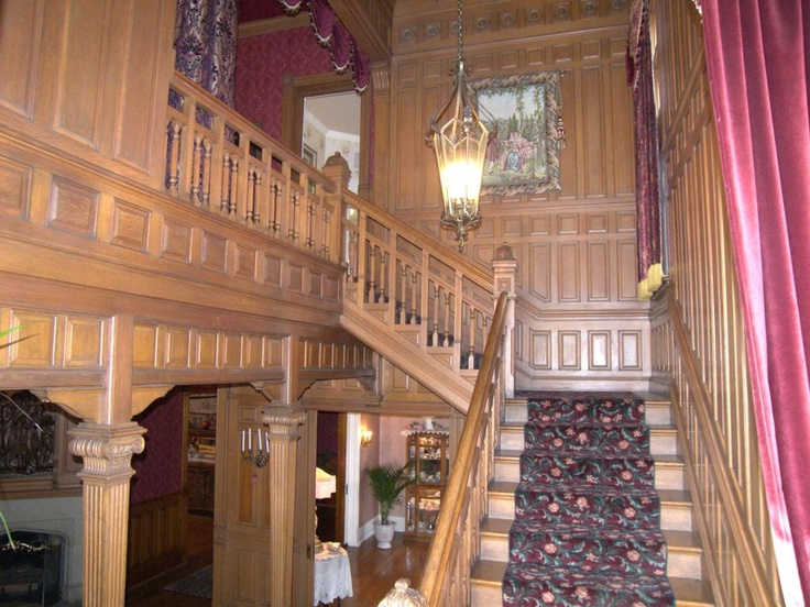 Alexander Mansion Bed And Breakfast In Winona Minnesota