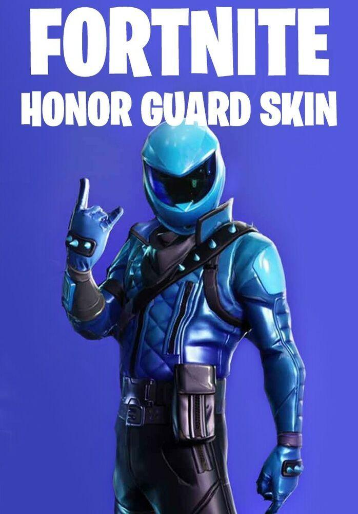 Fortnite Honor Guard Skin Global Key Fast Delivery Honor Guard Fortnite Epic Games