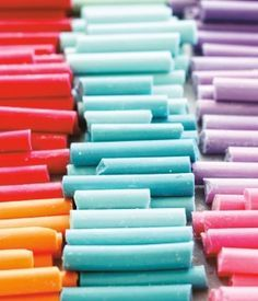 Edible Chalk (to Go with Chalk-Board Cookies)